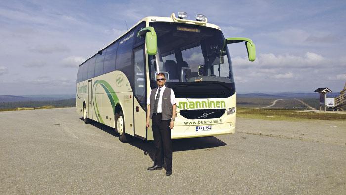 Bussi-Manninen Oy