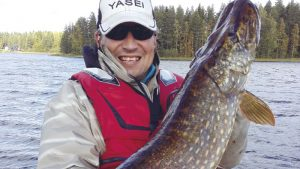 Juha Happonen's Fishing Guide Services