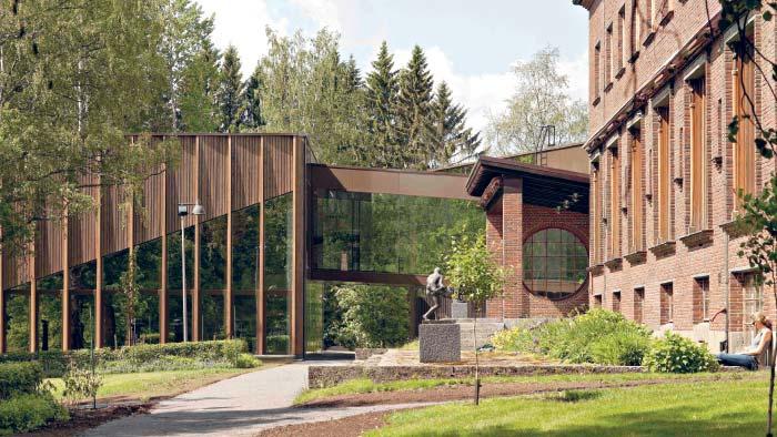 Serlachius-museo Gösta
