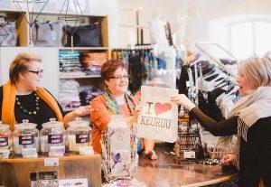 Tiltaltti Shop & Touristeninformation Keuruu