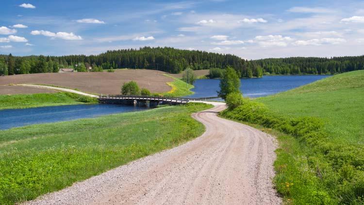 Juupajoki on tunnettu kievarimuseosta ja Salokunta–Sahrajärvi -tien arvokkaista kulttuurimaisemista.