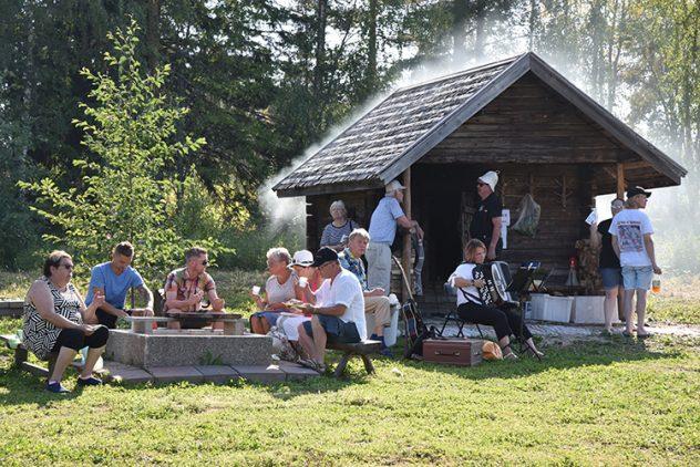 Sauna Village