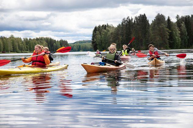 Wanha Witonen canoeing route